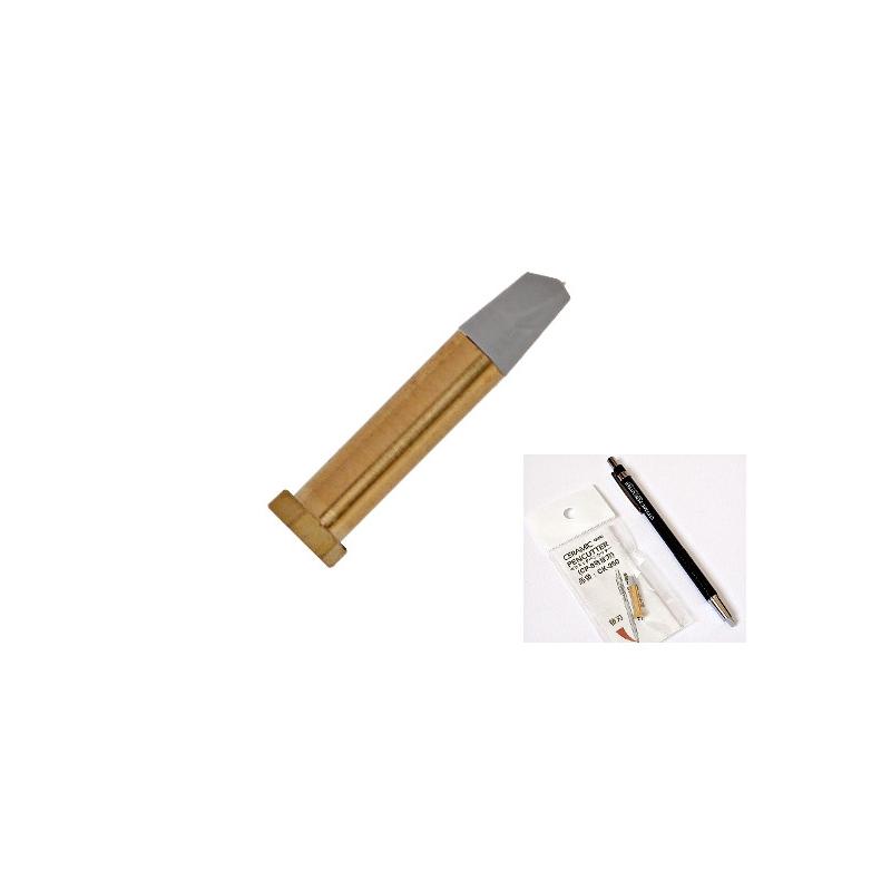 lame de rechange pour stylo cutter ck 250 c ramique les papiers de lucas. Black Bedroom Furniture Sets. Home Design Ideas