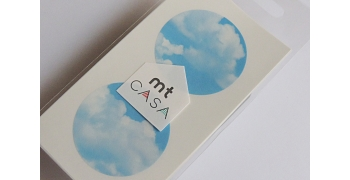 mt casa sticker blue sky