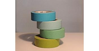 Pack 4 Masking Tape unis