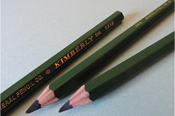 Crayon 9XXB Graphite extra large Kimberly® 525-9XXB