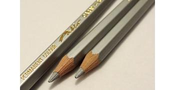 Crayon de couleur silver 666497 Pablo© Caran d'Ache©