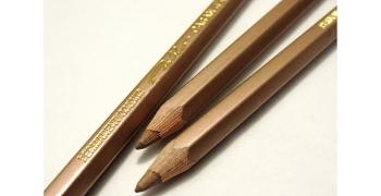 Crayon de couleur bronze 666497 Pablo© Caran d'Ache©