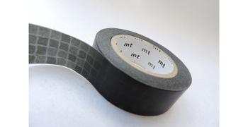 masking-tape mt© carrelage noir