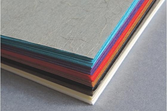 Set de 90 feuilles origami Unryu 15x15 cm