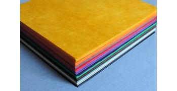 Set de 90 feuilles origami Lokta 15x15 cm