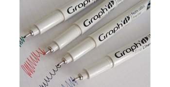 4 fine liners Graph'it© - 4 couleurs
