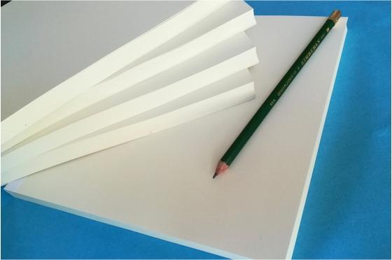 Sketchbook 210 x 210 mm - 96 feuilles.