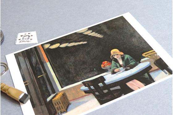 Automat E. Hopper
