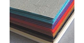 Set de 20 feuilles origami Unryu 30x30 cm