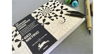 Livret aquarelle carte postale Pepin® pour artiste