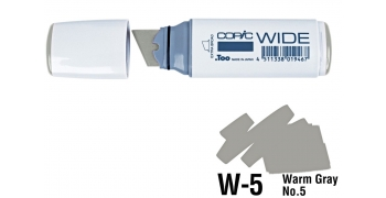 Copic Wide W5 cool gray N°5