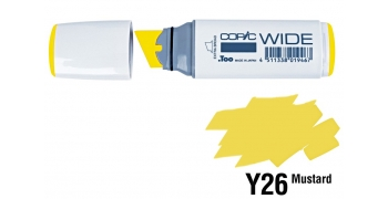 Copic Wide Y26 Mustard