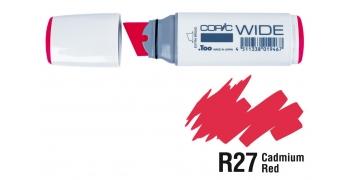 Copic Wide YR27 Cadmium red