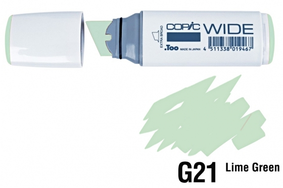 Copic Wide G21 Lime green