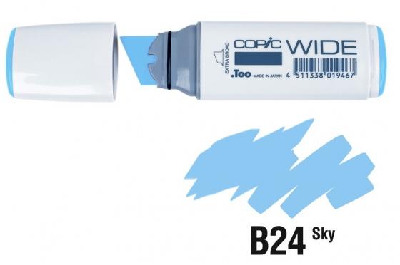 Copic Wide B24 Blue sky