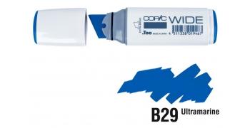 Copic Wide B29 Ultramarine