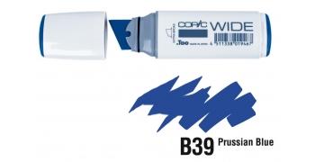 Copic Wide B39 Prussian blue