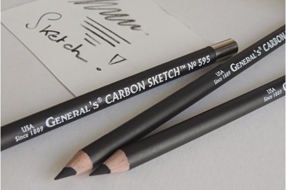 Crayon General's® 595 Sketch