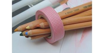 masking-tape deco© hougan peach