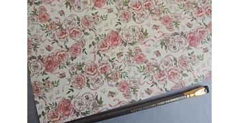 Papier décoratif Rossi1931© - florentine flowers