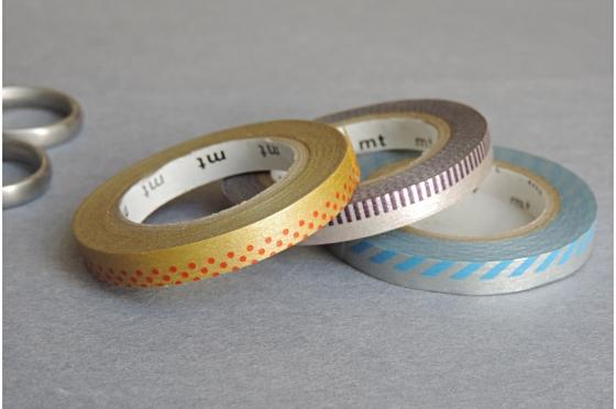3 masking-tape slim© fins deco