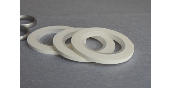 3 masking-tape slim© fins blanc mat 3 mm