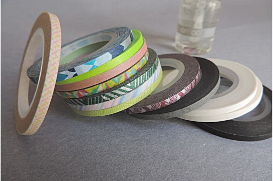 13 masking-tape slim© set nailart