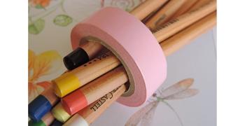 masking-tape basic uni rose sakura