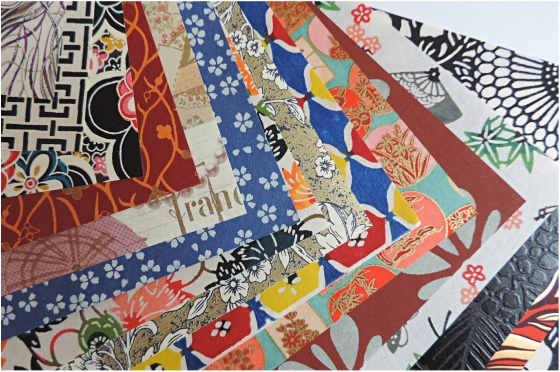 Assortiment 15 papiers A4 - PARIS-OSAKA