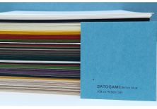 SATOGAMI Denim blue 80g/m2
