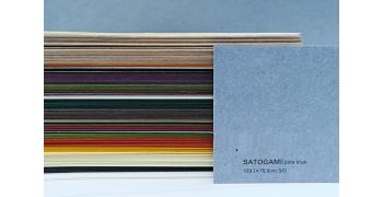 SATOGAMI Pale blue 80g/m2