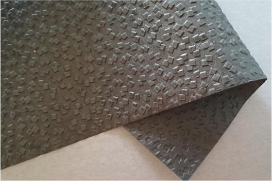 Papier indien Embossé confetti
