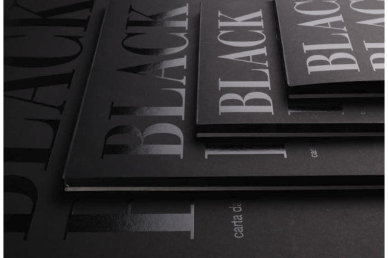 Bloc Fabriano Black Black 300g/m2