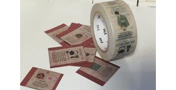 masking-tape ex© tea ceremony
