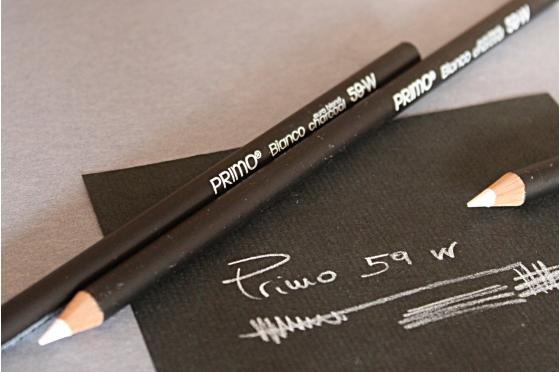 Crayon Primo Blanc General's® 59-W
