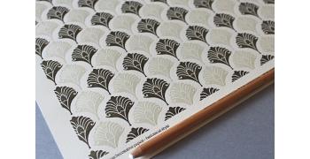 Papier italien embossé 120g/m2 Rossi1931© Palm leaves
