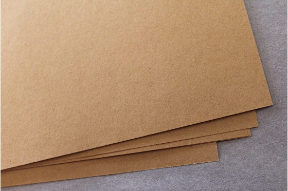 Set de 20 feuilles origami bunpel Kraft 30x30 cm