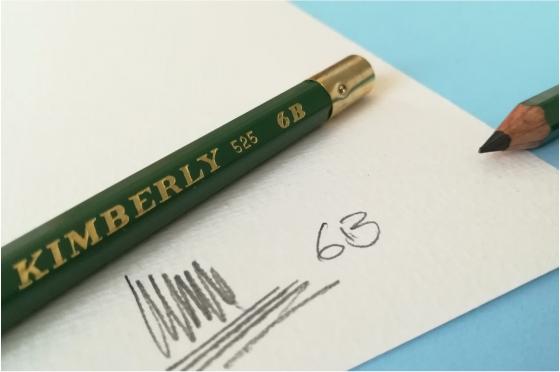 Crayon 6B Graphite Kimberly® 525-6B