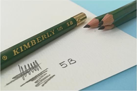 Crayon 5B Graphite Kimberly® 525-5B
