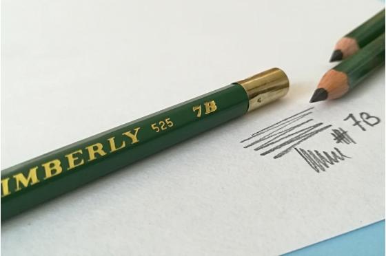 Crayon 7B Graphite Kimberly® 525-7B