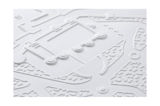 PACHICA 233g/m² Blanc