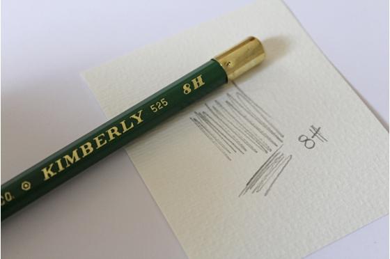 Crayon 8H Graphite Kimberly® 525-8H