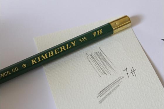 Crayon 7H Graphite Kimberly® 525-7H