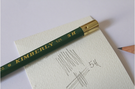 Crayon 5H Graphite Kimberly® 525-5H