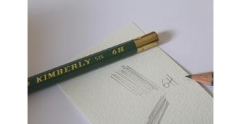 Crayon 6H Graphite Kimberly® 525-6H