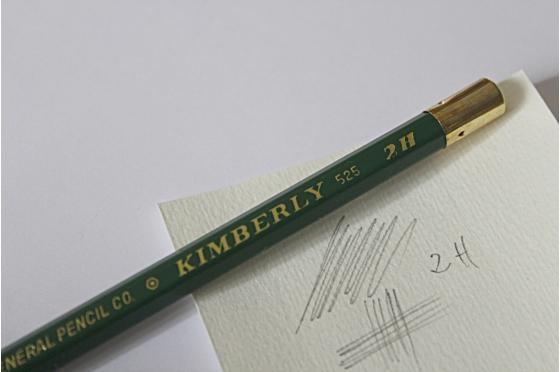Crayon 2H Graphite Kimberly® 525-2H