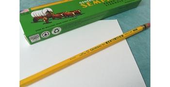 Crayon General's Semi-hex HB soft