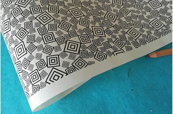 CHIYOGAMI 70g/m2 Carrés monochromes