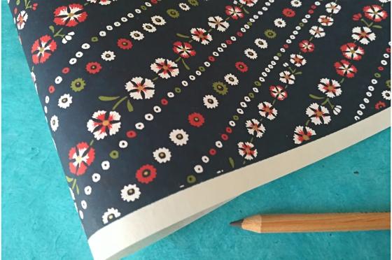CHIYOGAMI 70g/m2 guirlandes florales