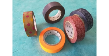 Lot de 5 masking-tape mt©